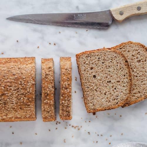 Opskrift Fuldkornsbrød