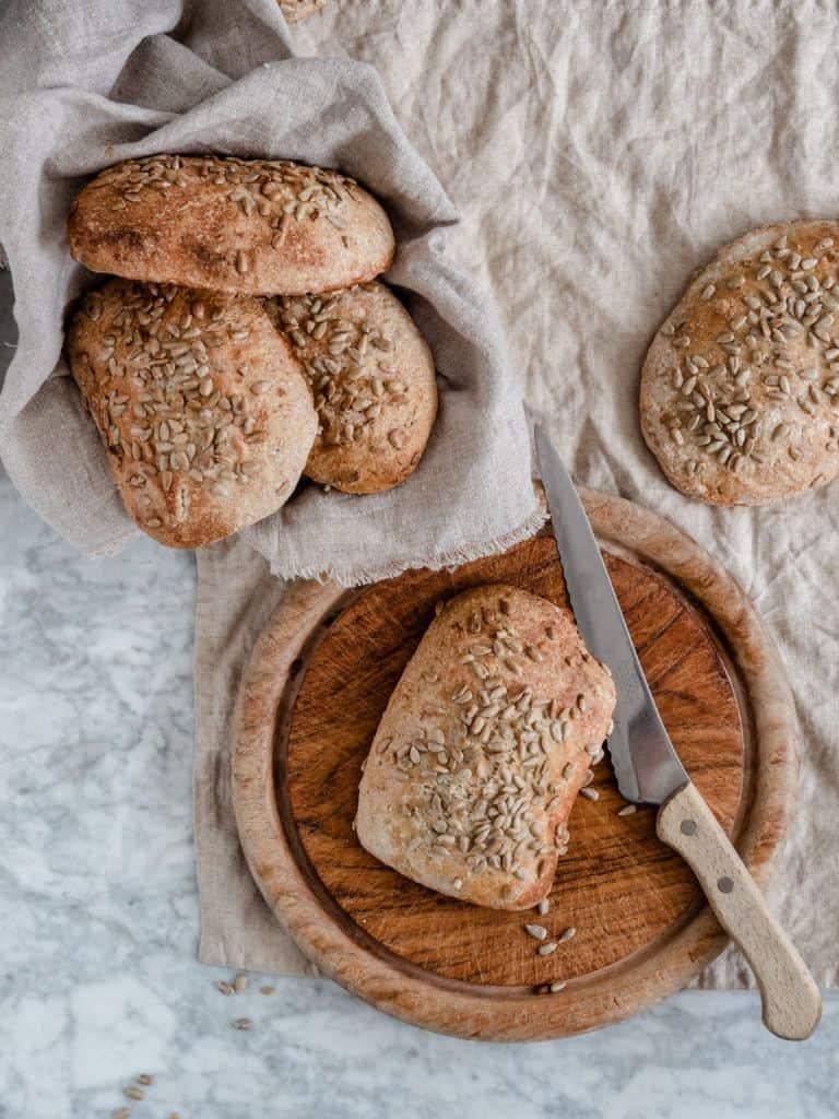 Sunde Sandwichboller til madpakke