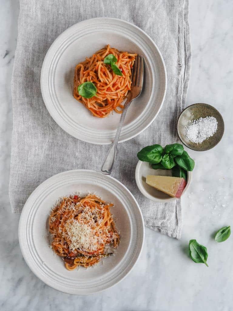 one-pot-pasta-opskrifter med chorizo