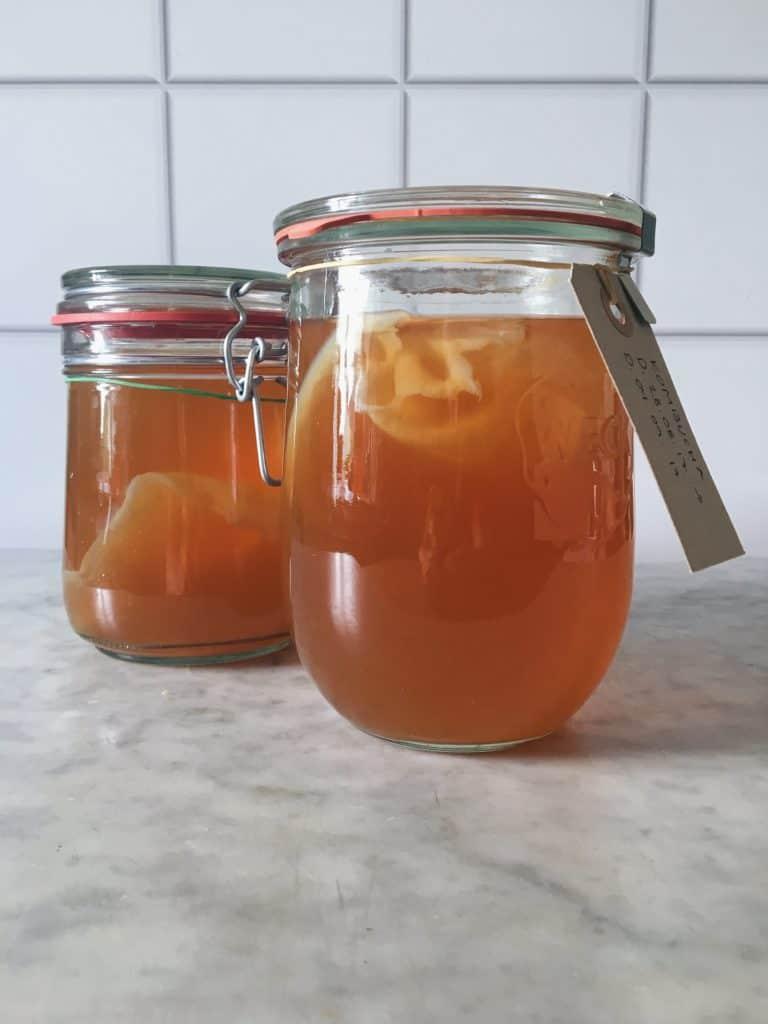 Kombucha: lav din egen fermenteret drik