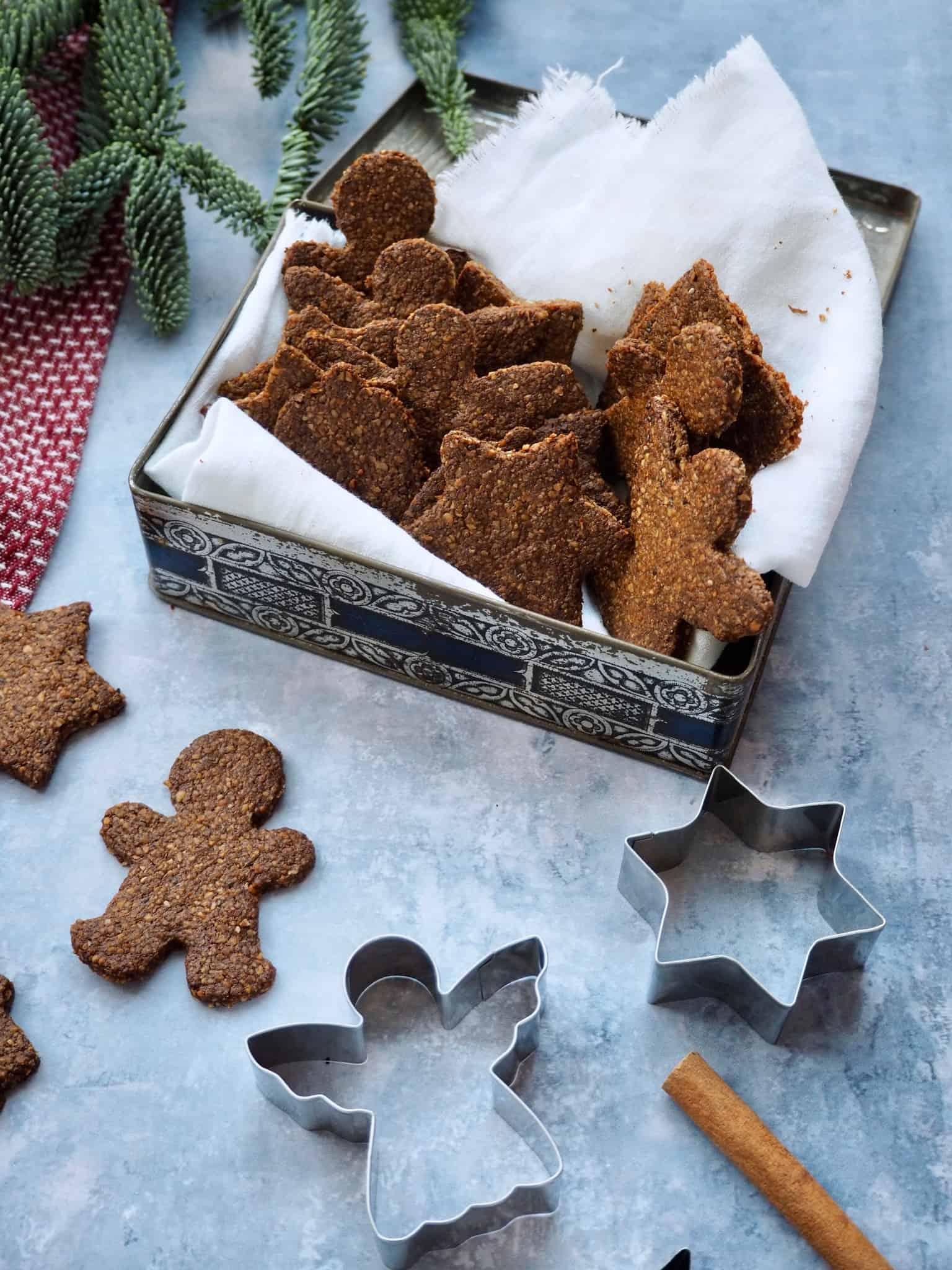 Sunde brunkager uden raffineret sukker