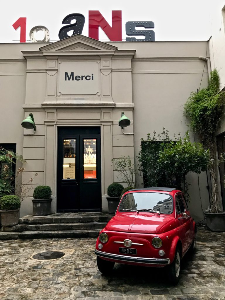 Guide til Le Marais i Paris 8