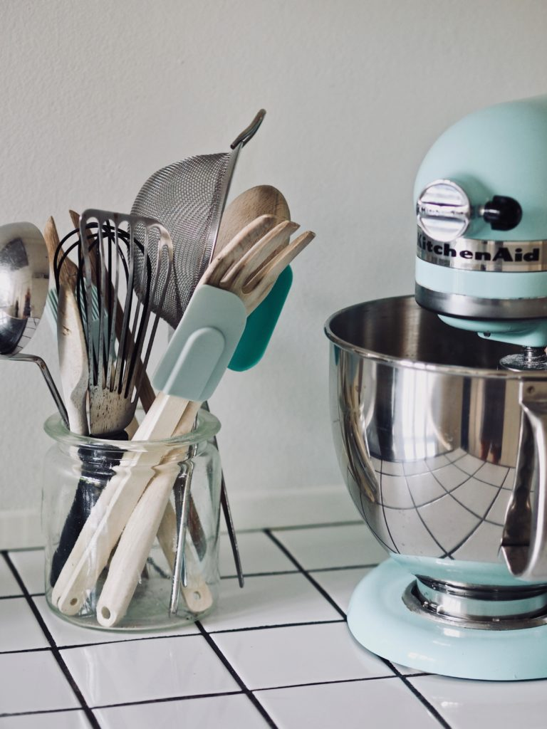 Velkommen i mit lille køkken 4
