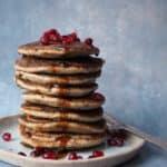 Pandekager uden banan og mel