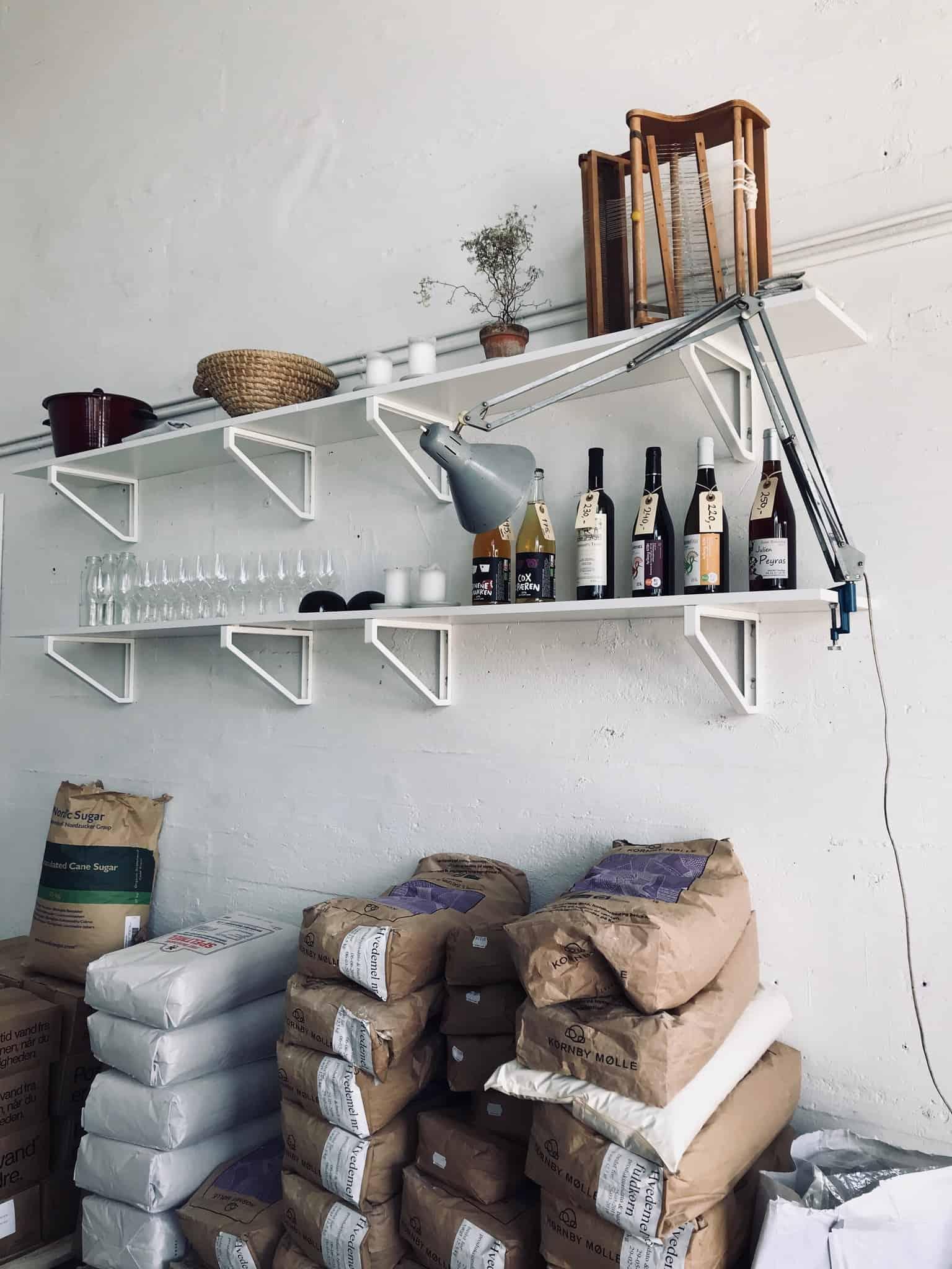 Lille Bakery på Refshaleøen