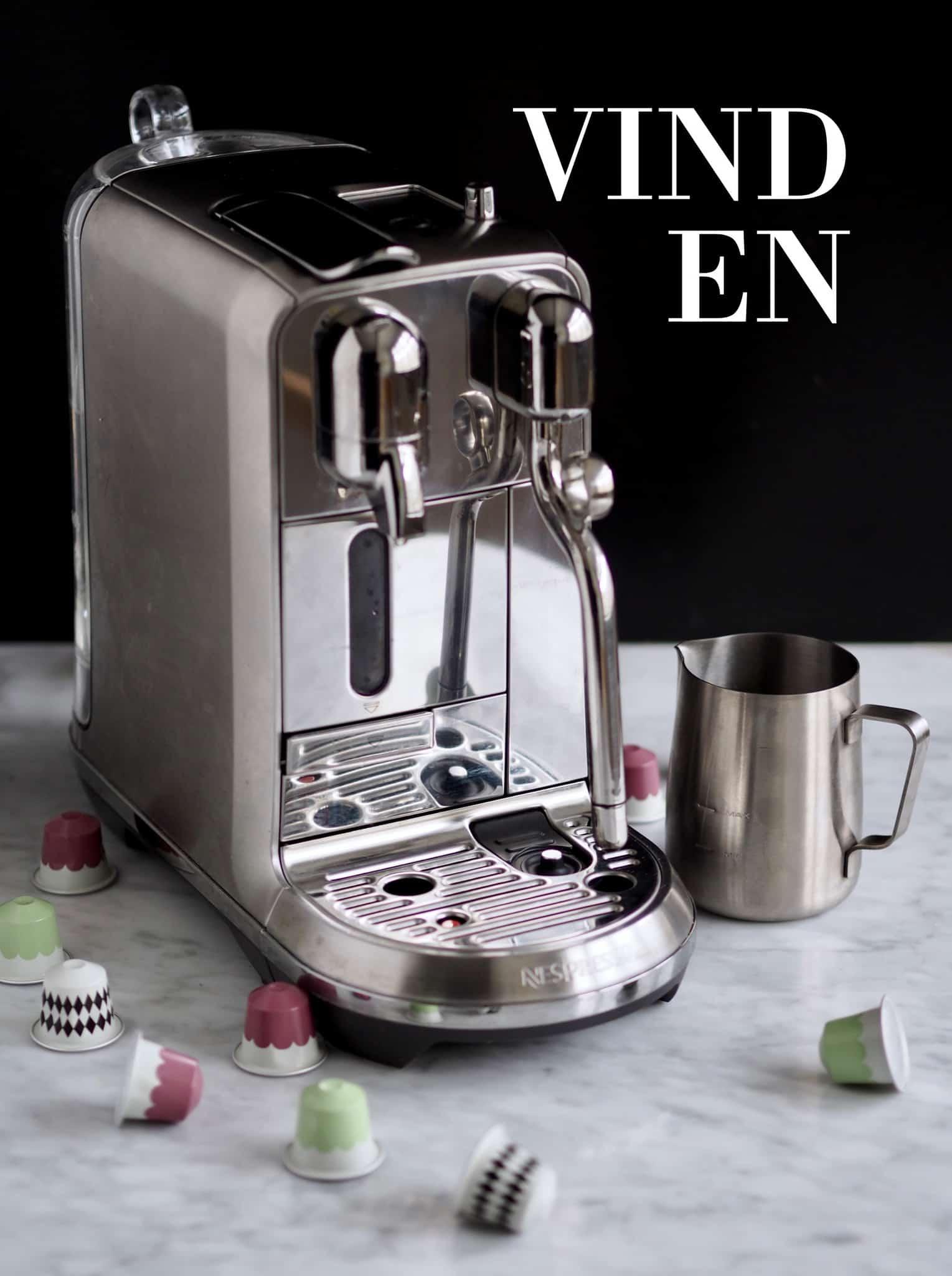 Rugbrødslagkage med kaffeganache 1