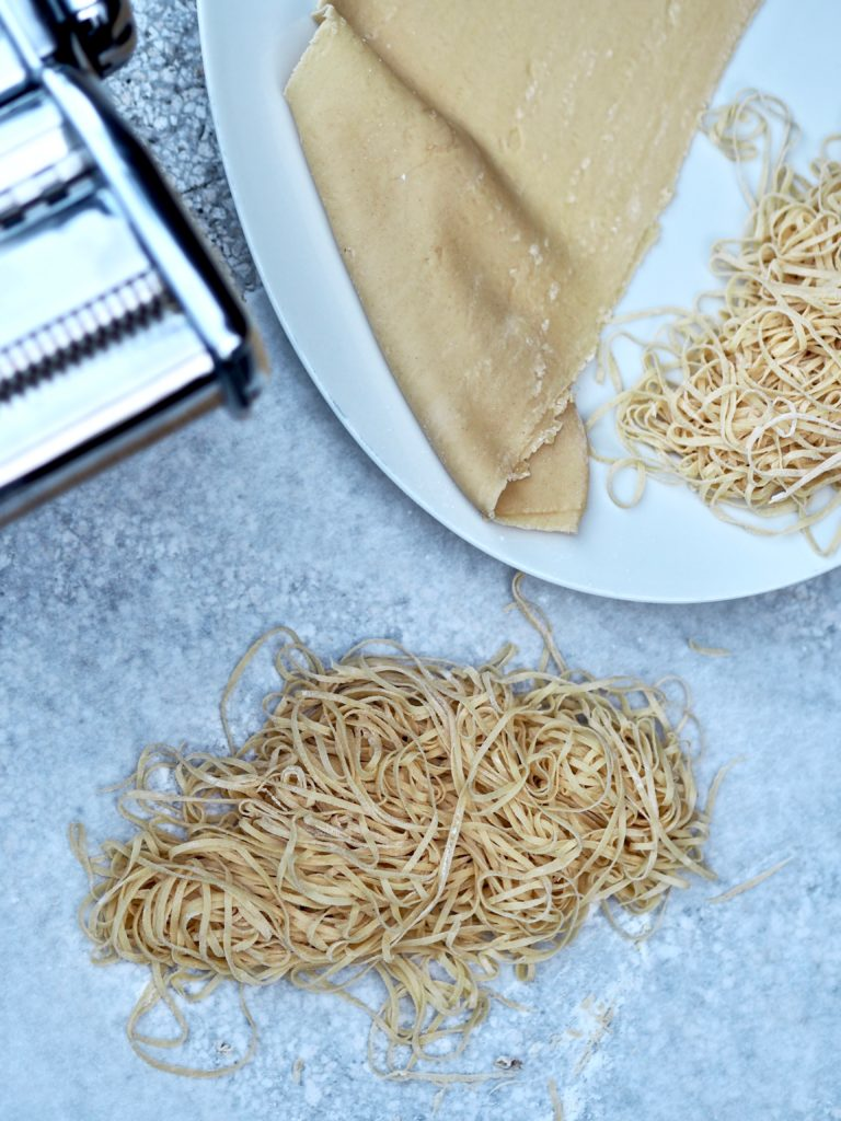 Hjemmelavet pasta: grundopskrift på frisk pasta