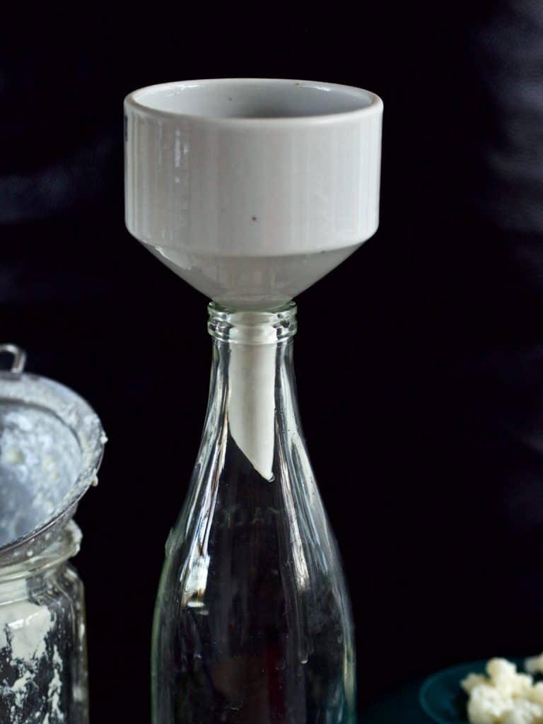Sådan laver du en hjemmelavet kefir - nem grundopskrift