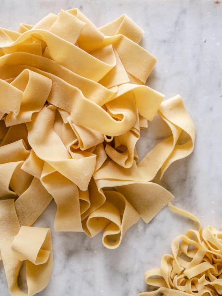 Pasta opskrift
