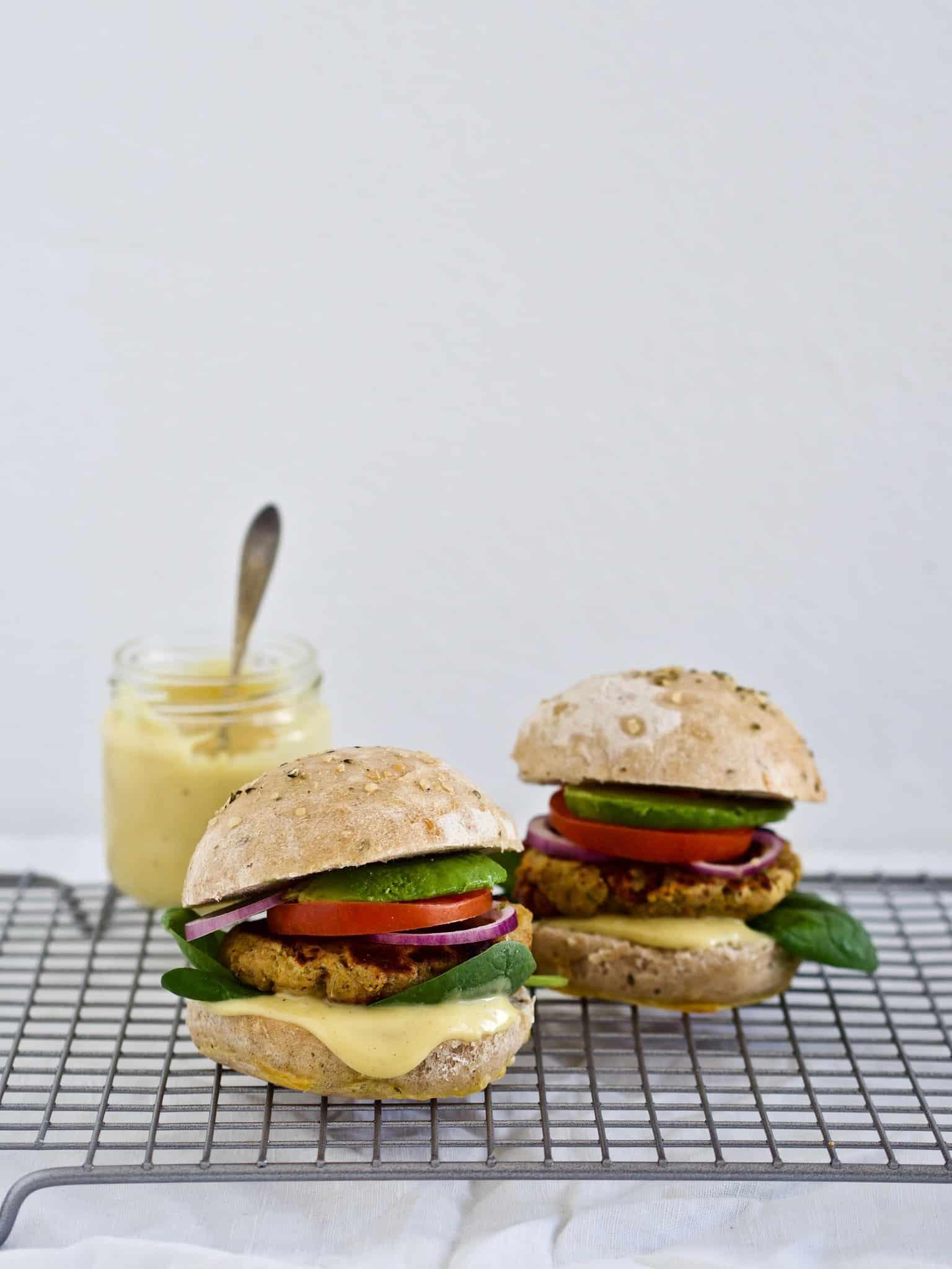 Sliders opskrift - søde mini burgere