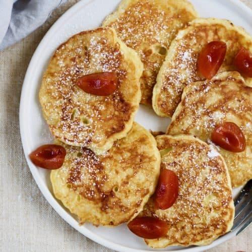 Klatkager af risengrød