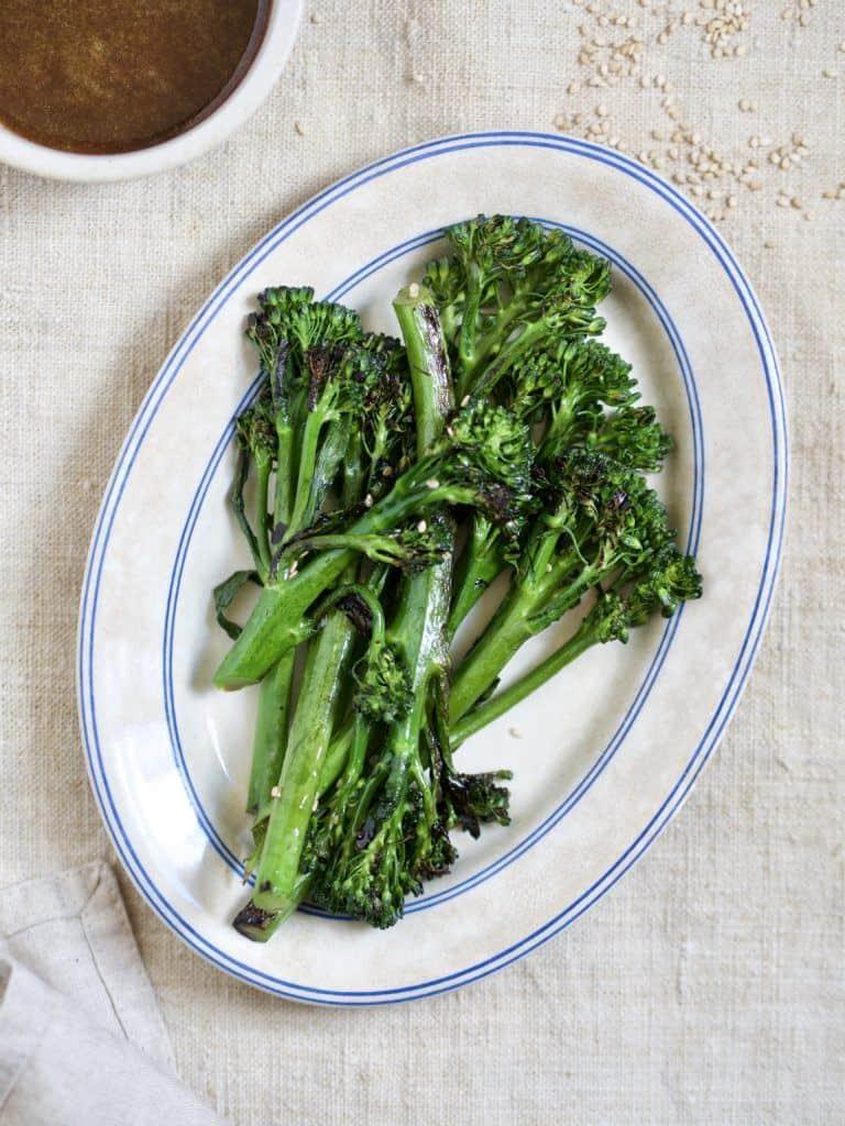 Aspargesbroccoli