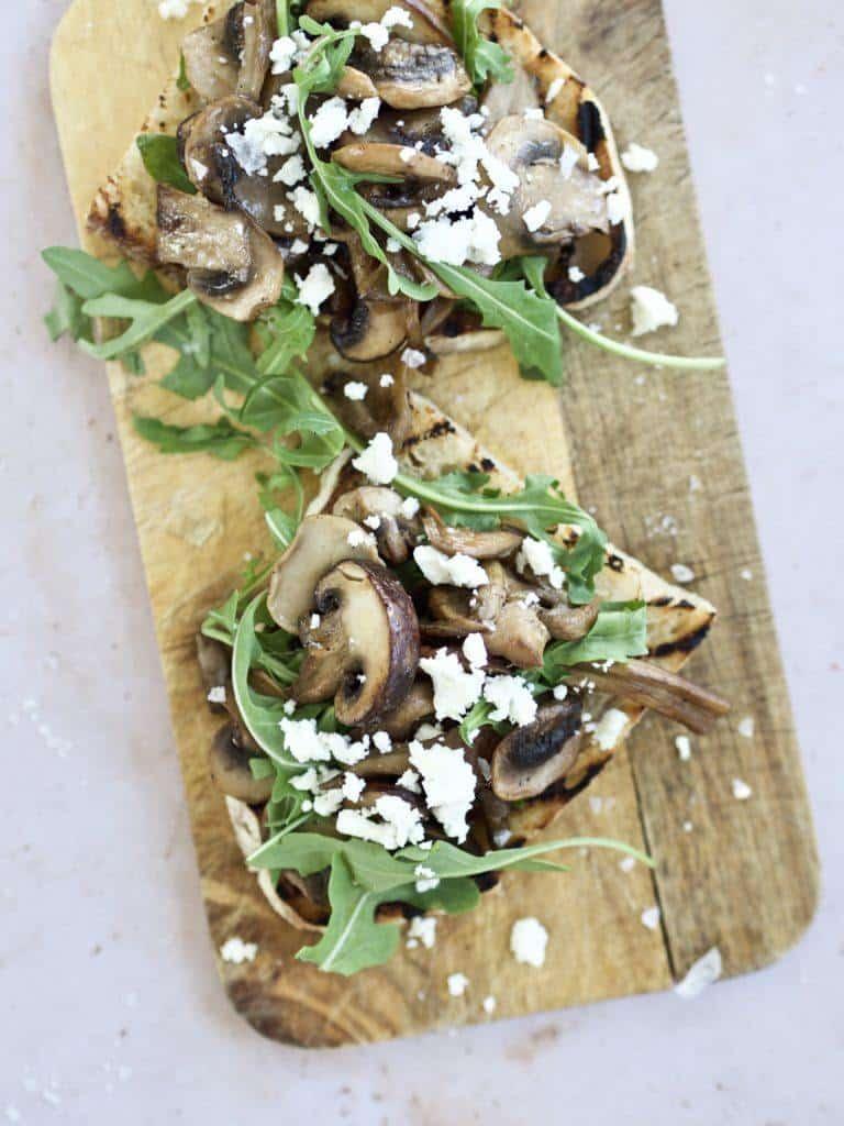Bruschetta-med-svampe
