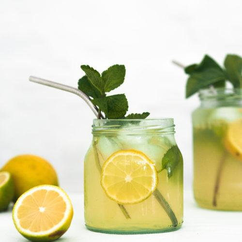 Lemonade opskrift