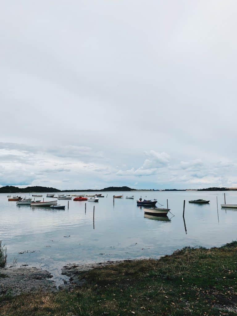 Stauns Fjord på Samsø