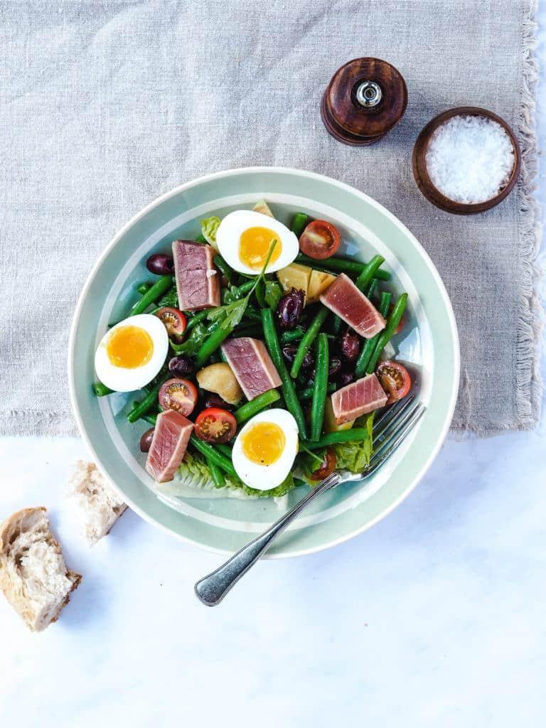 Salade Nicoise opskrift