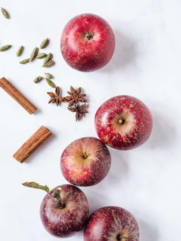 æblesmør med ingrid marie æbler