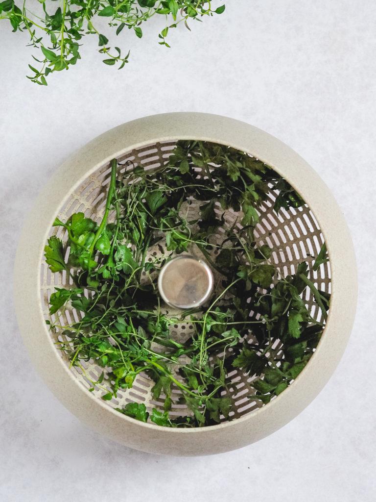 urter til urtesmør