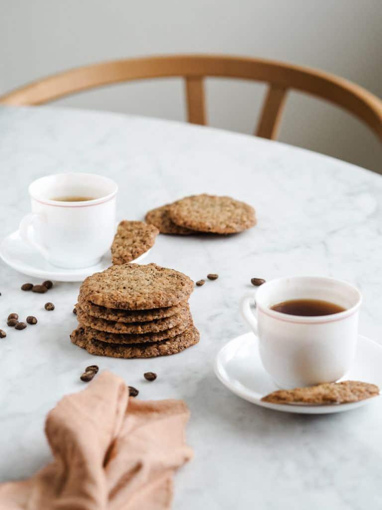 Kaffe cookies