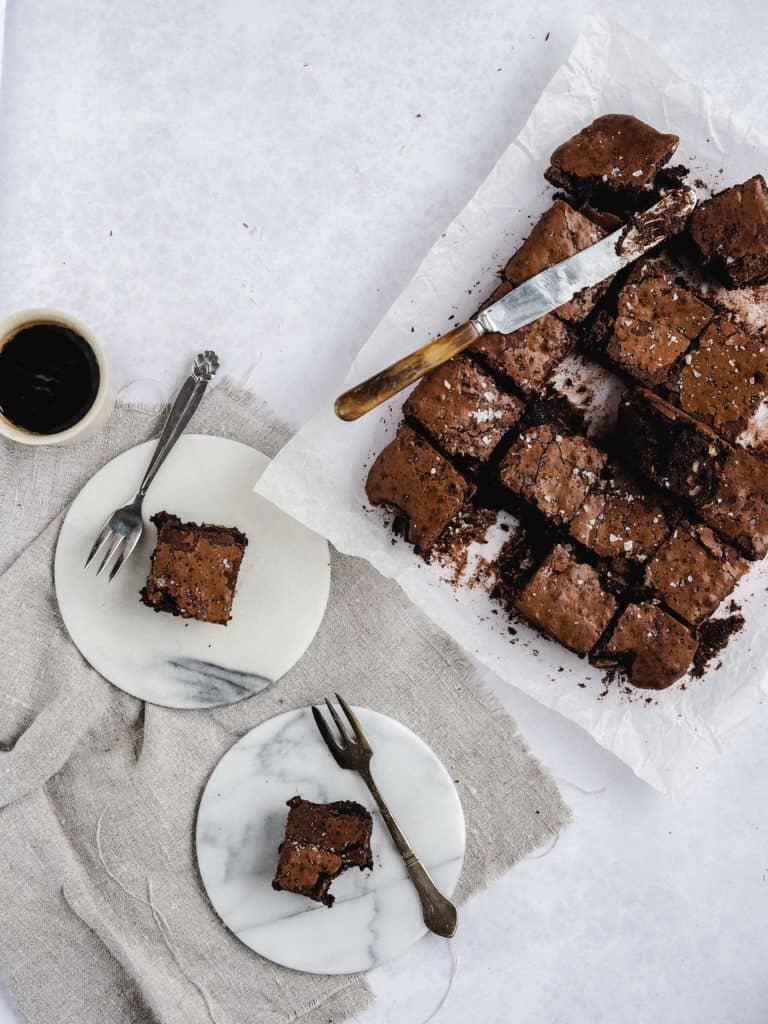 amerikansk brownie