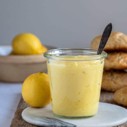 bedste opskrift på lemoncurd creme