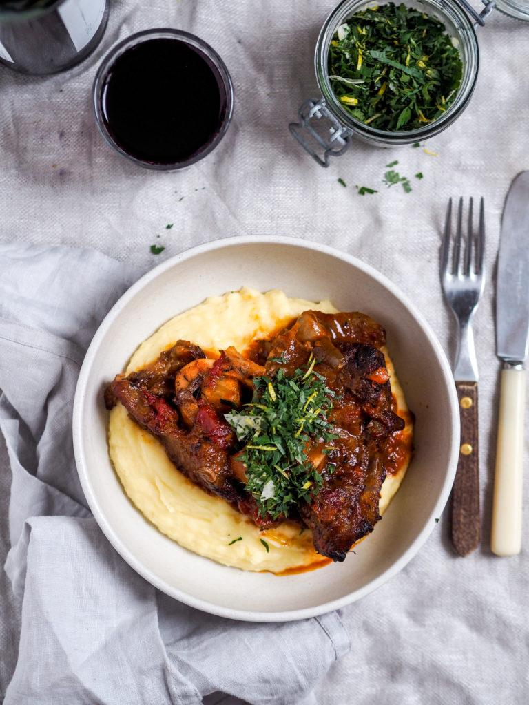 opskrift Osso buco