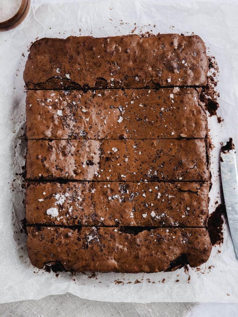 verdens bedste brownie