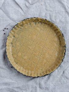 Svampetærte bund 1