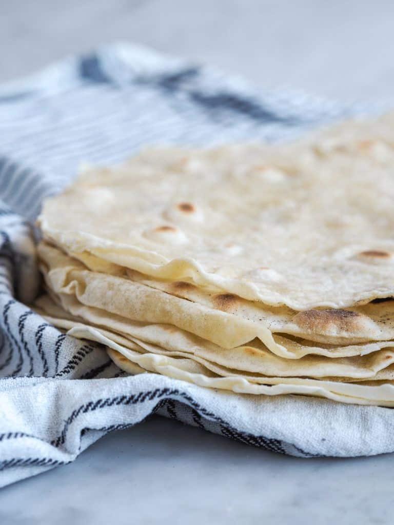 opskrift på mexicanske tortillas