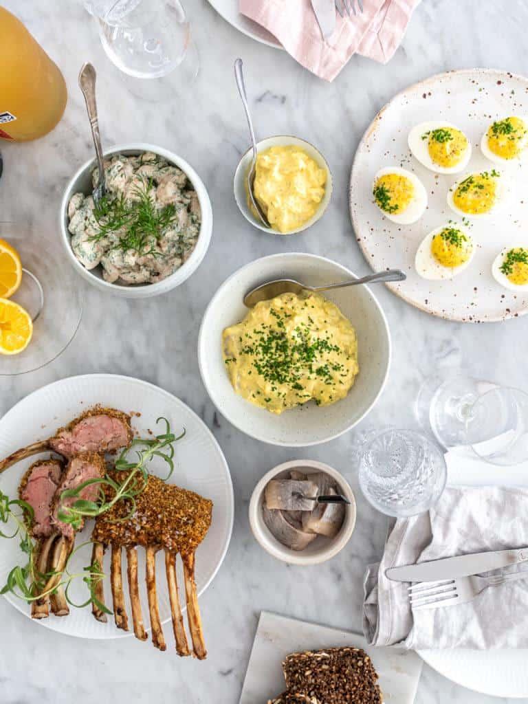 Påskefrokost retter - inspiration og opskrifter til påsken-2