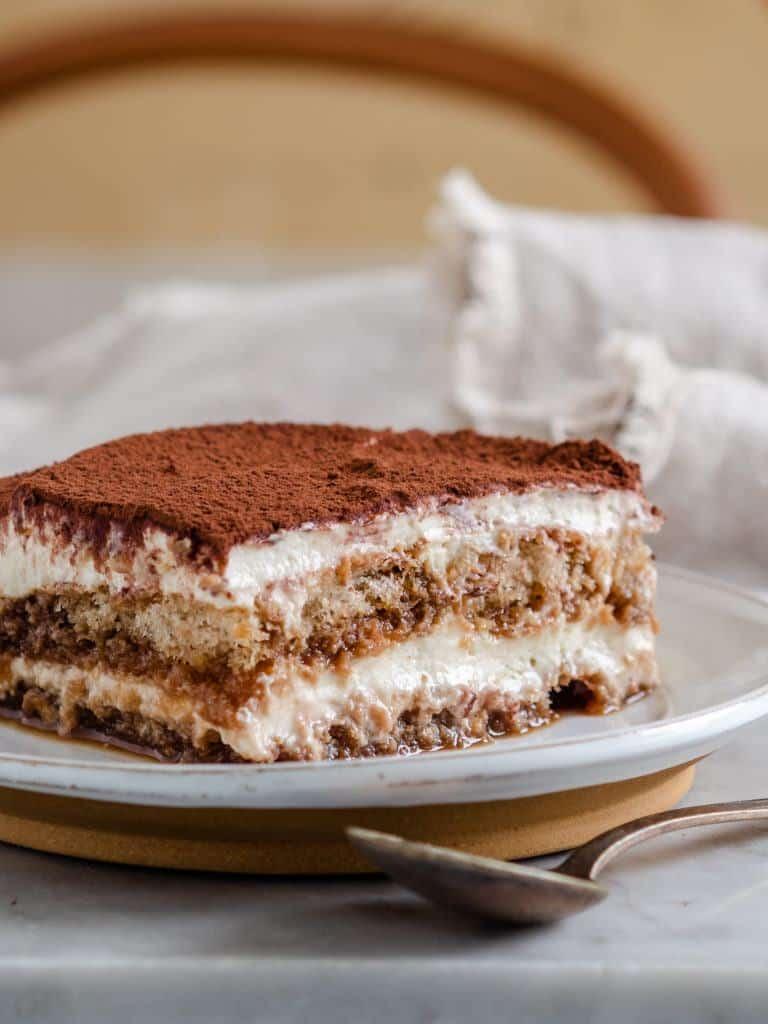 Nem tiramisu dessert