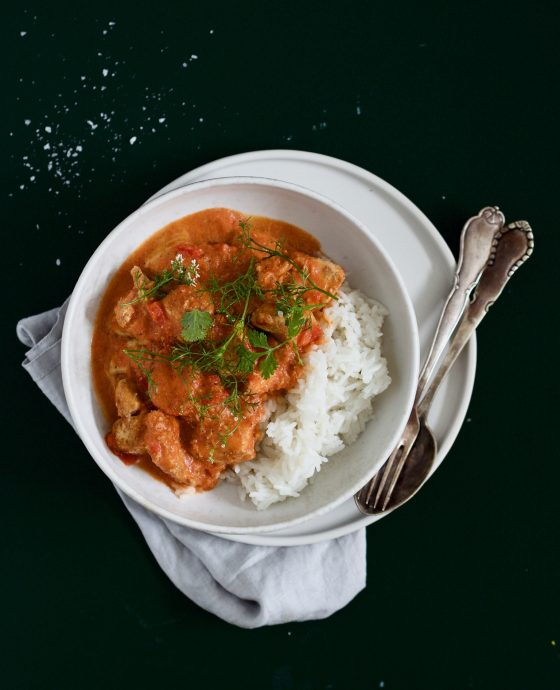 Butter chicken opskrift