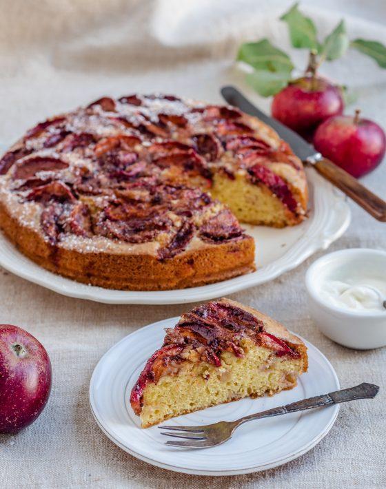 Kan man fryse æblekage