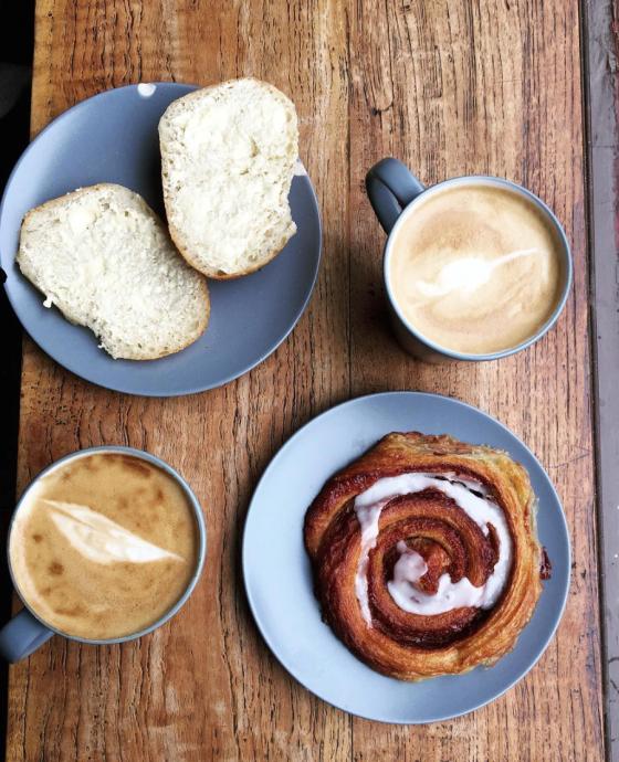 Det rene brød: kaffebar og bageri